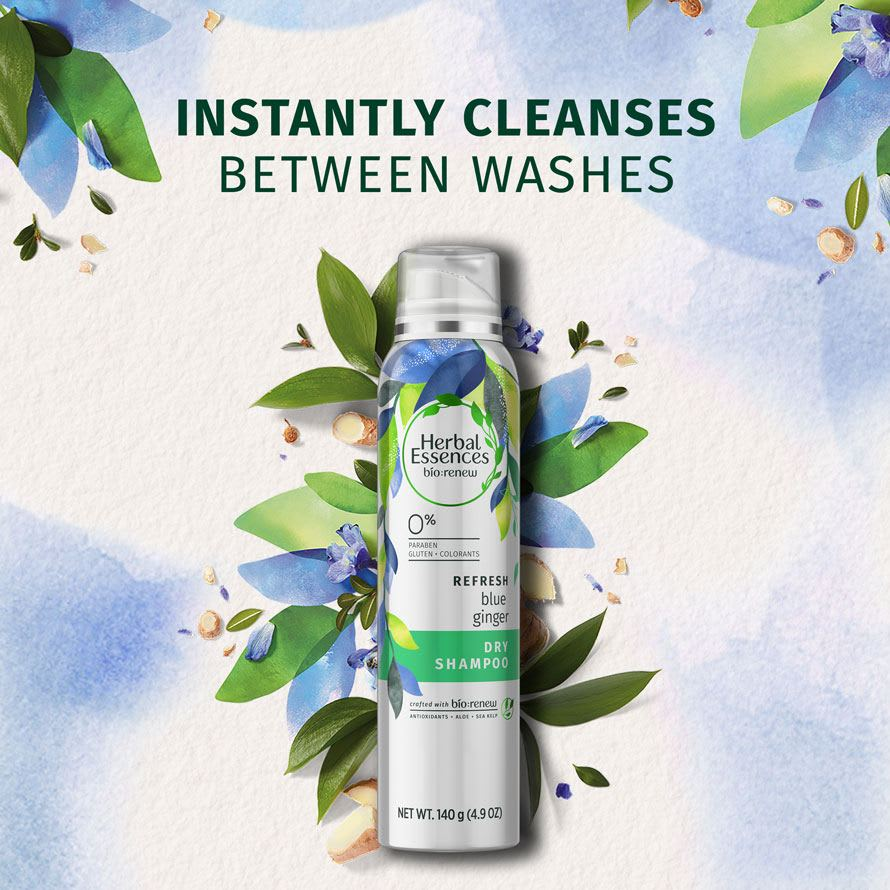 Herbal Essences Instantly Cleanses Between Washes