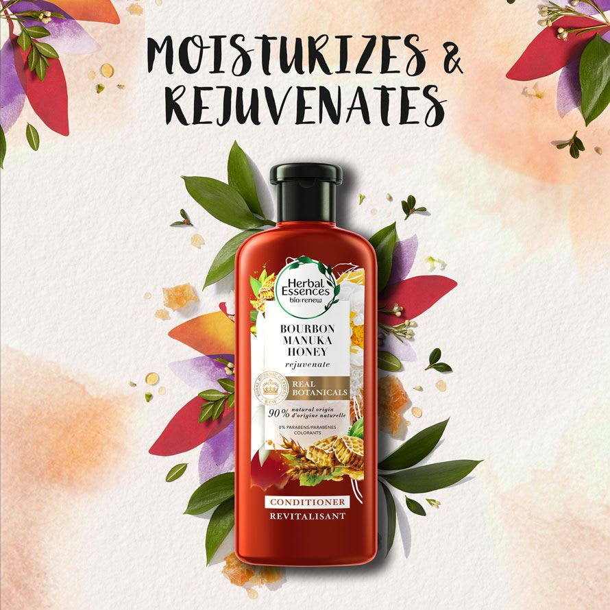 Herbal Essences  Moisturizes and Rejuvenates