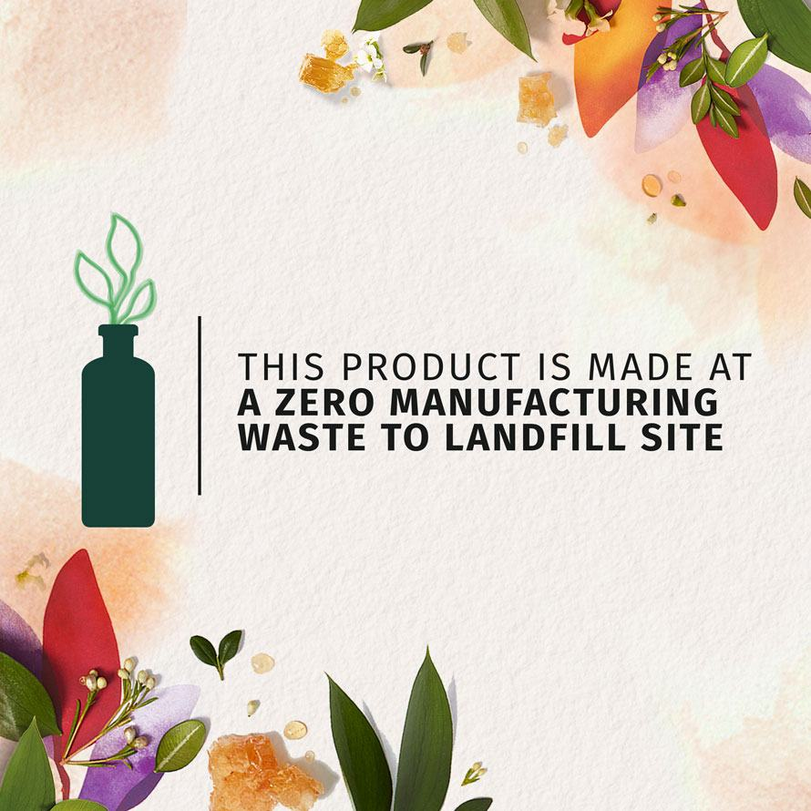 Herbal Essences Zero Waste Manufacturing