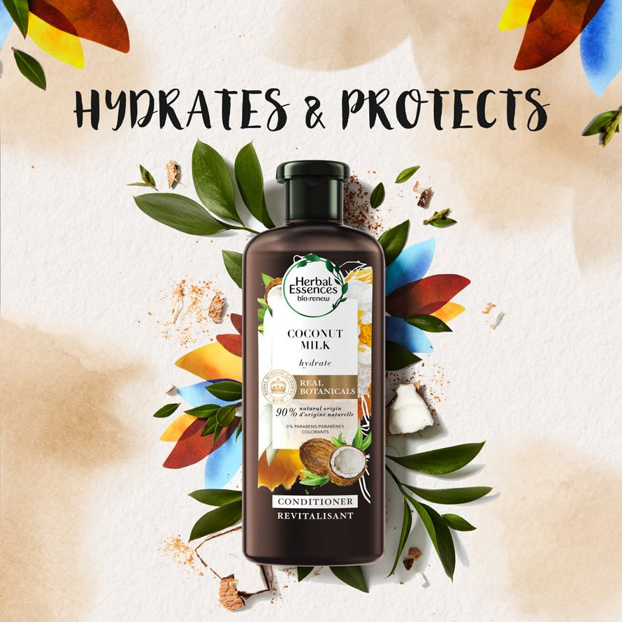 Herbal Essences Hydrates and Protects