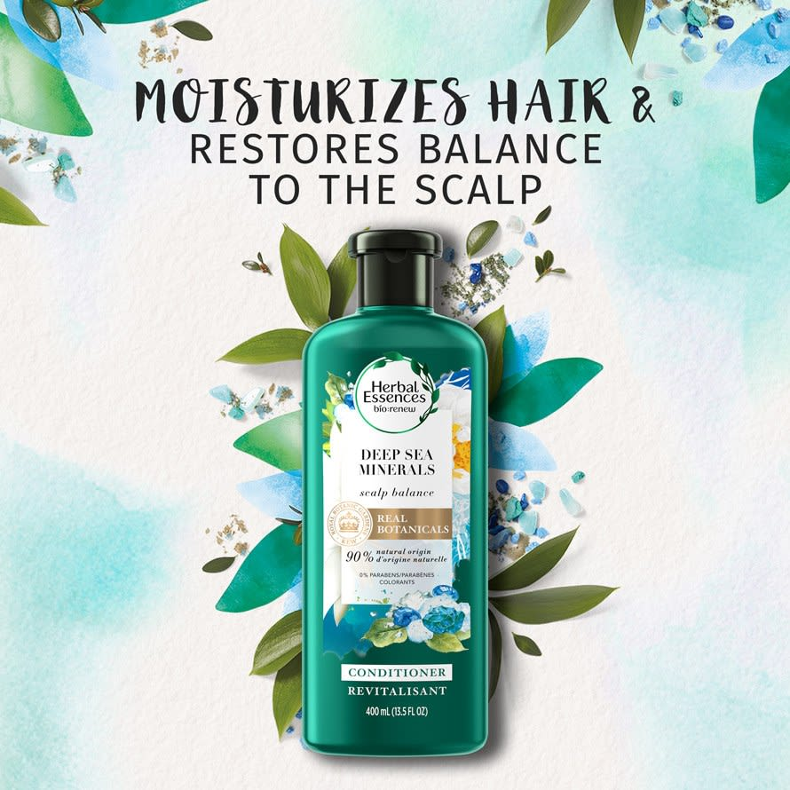 Herbal Essences Restores Balance