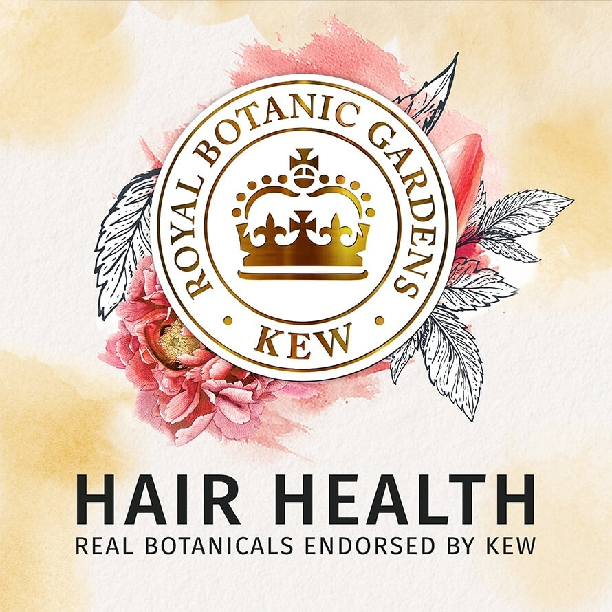 Herbal Essences Honey Vitamin B hair health shampoo