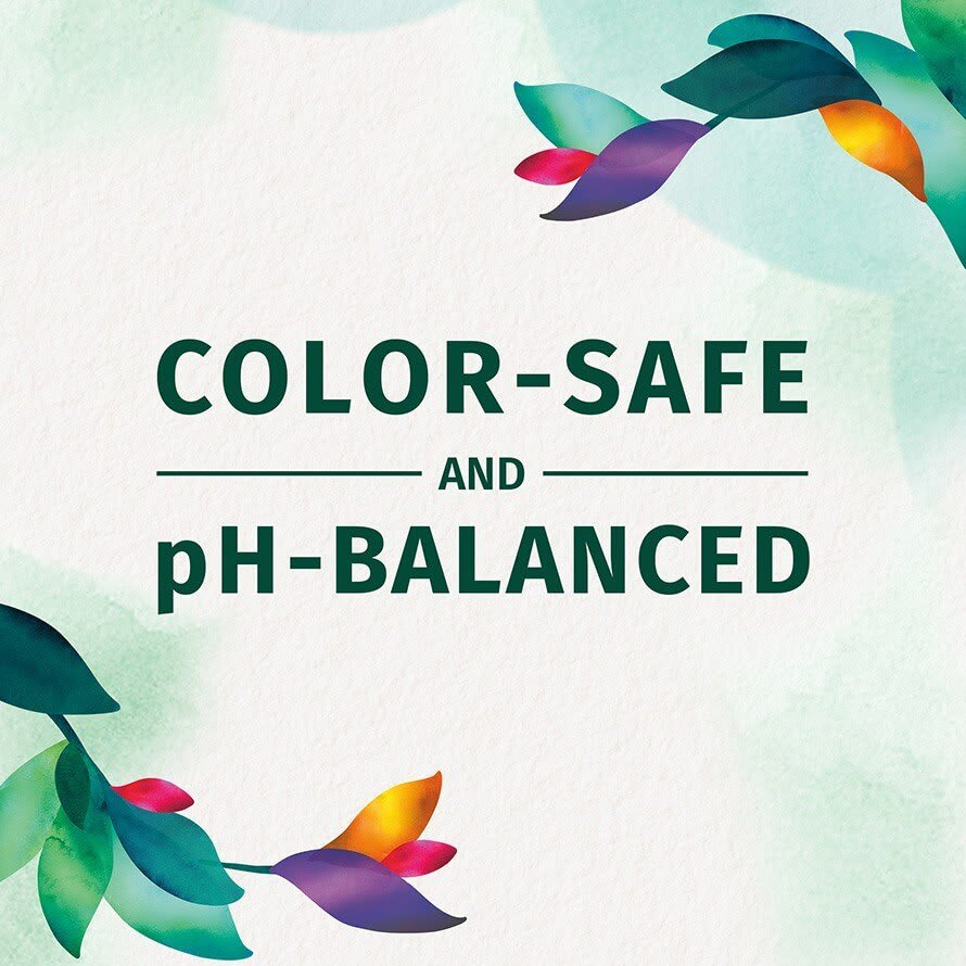 Color Safe & pH Balanced