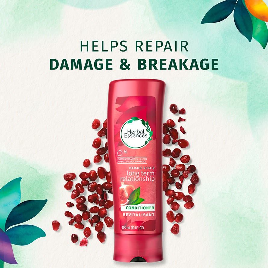 Helps Repair Damage & Breakage