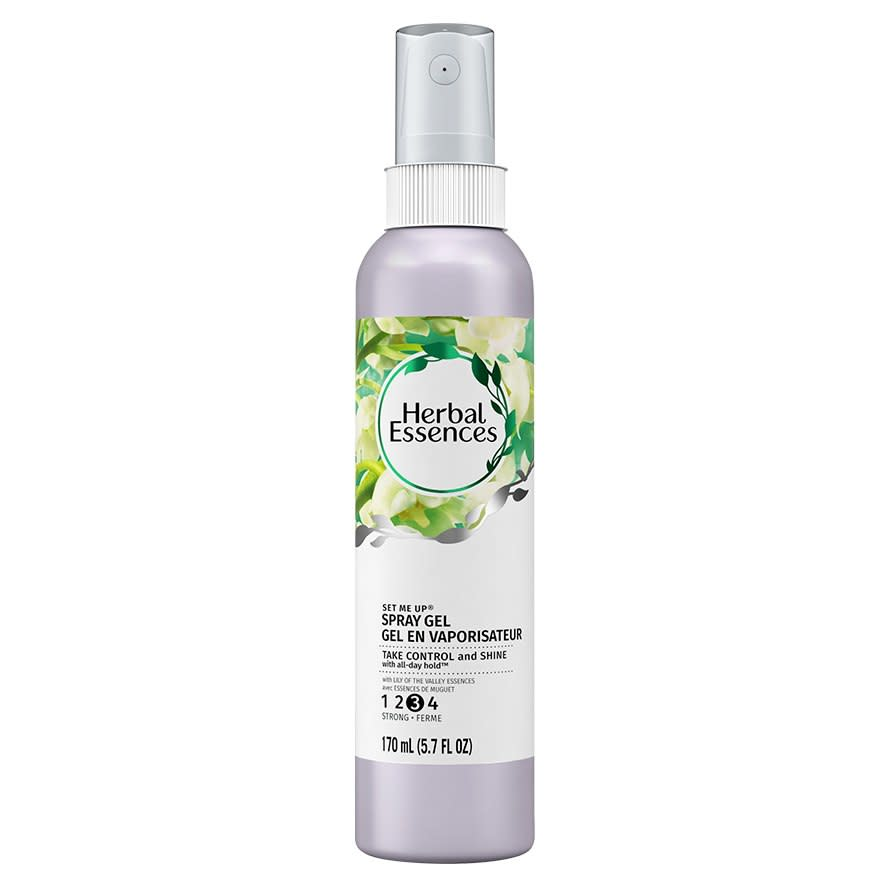 Herbal Essences Set Me Up Spray Gel