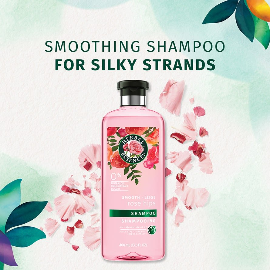 Smoothing Shampoo For Silky Strands