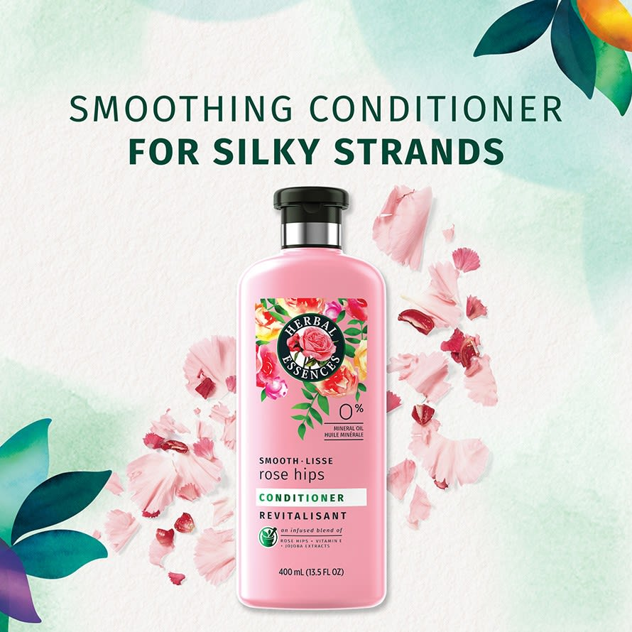 Smoothing Conditioner For Silky Strands