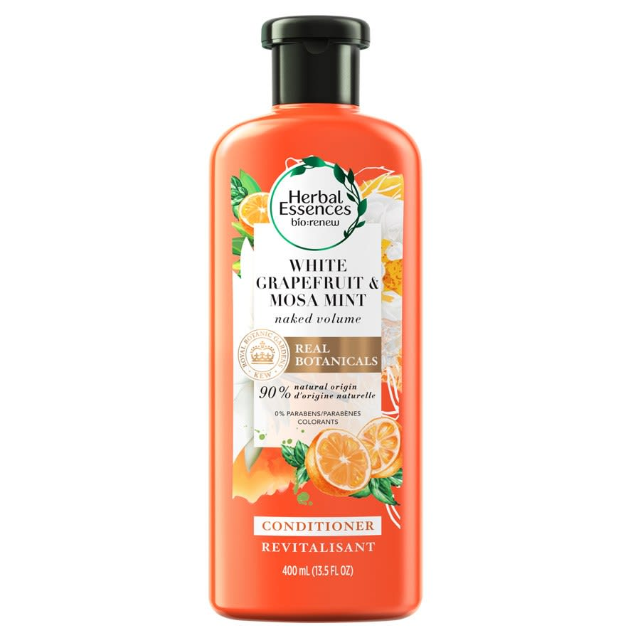 Herbal Essences White Grapefruit And Mosa Mint Conditioner