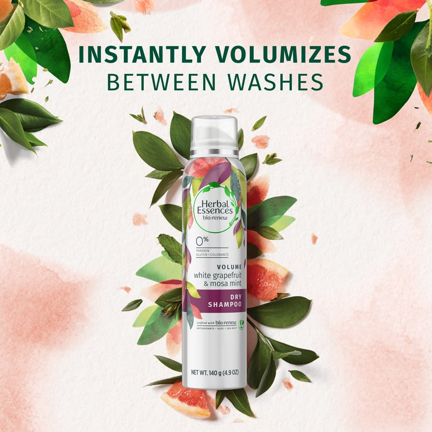Herbal Essences Volume White Grapefruit And Mosa Mint