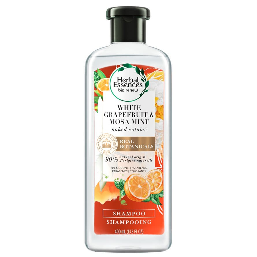 Herbal Essences White Grapefruit and Mosa Mint Shampoo