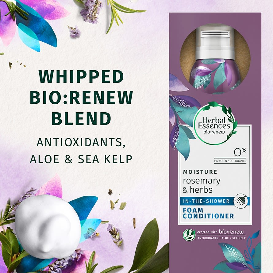 Herbal Essences Whipped Bio:Renew Blend