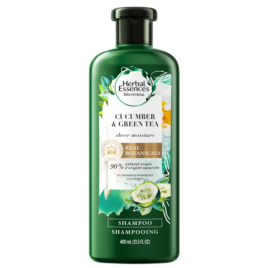 Herbal Essences Cucumber and Green Tea Shampoo