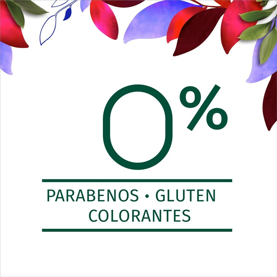 Herbal Essences 0% Parabenos - Gluten - Colorantes