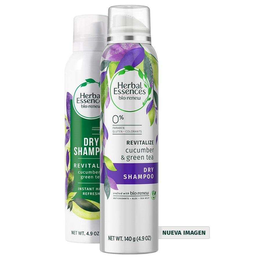 Herbal Essences Cucumber & Green Tea