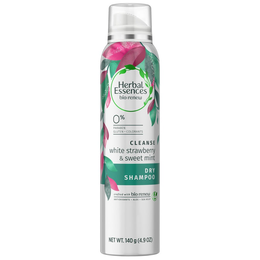 Herbal White Strawberry And Sweet Mint Dry Shampoo
