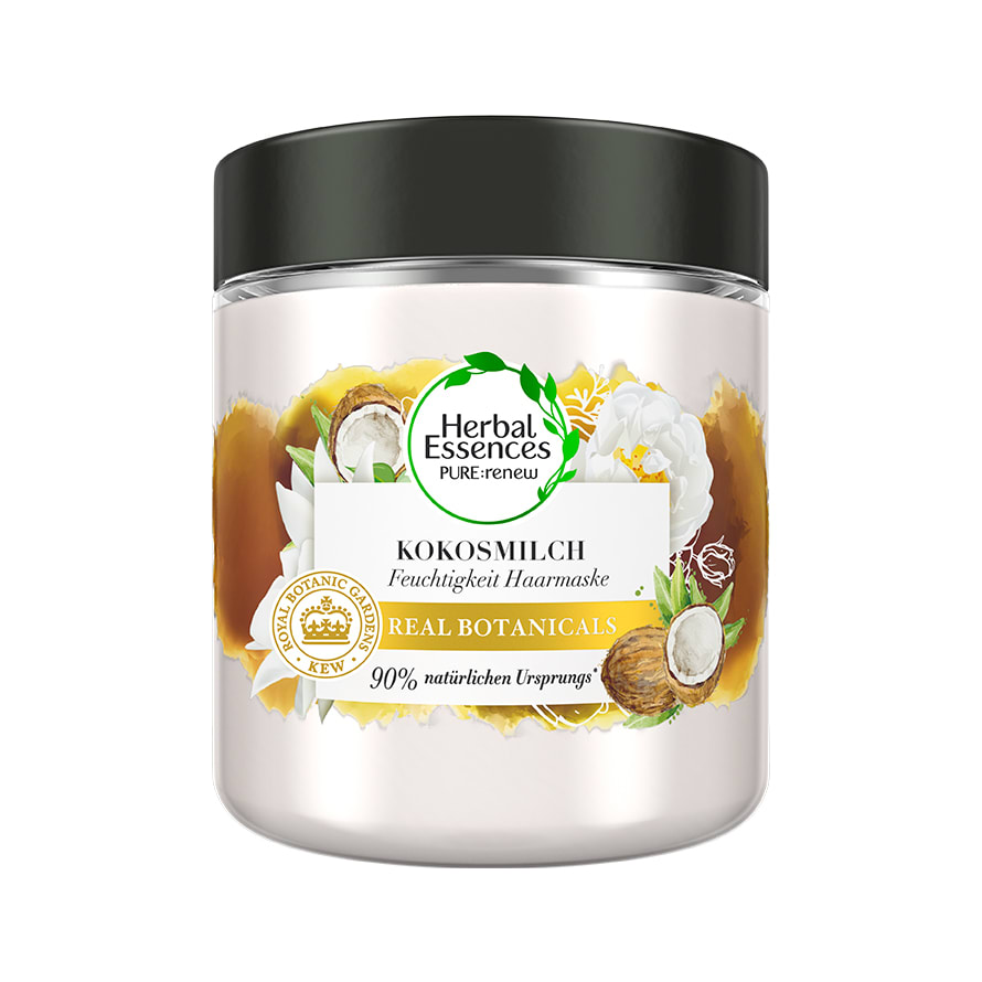 Herbal Essences Kokosmilch Haarmaske