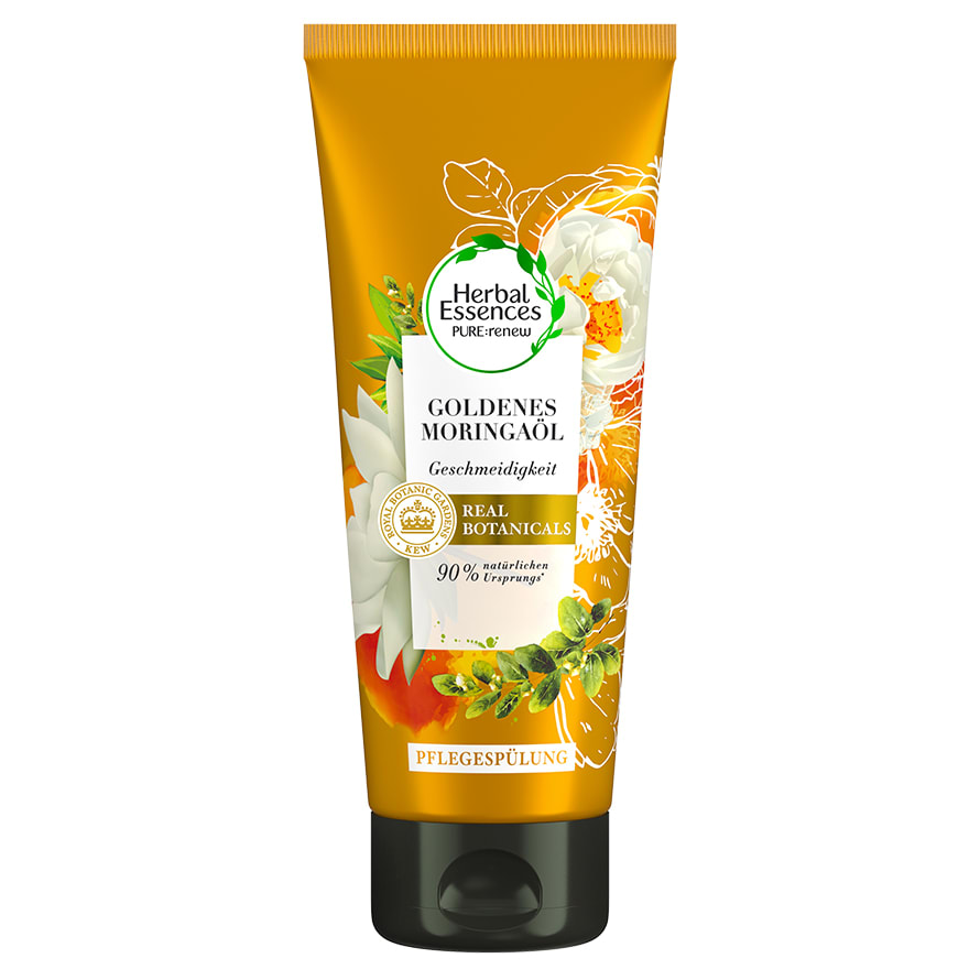 Herbal Essences Goldenes Moringaöl Conditioner