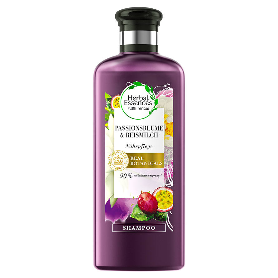 Herbal Essences Passionsblume und Reismilch Shampoo