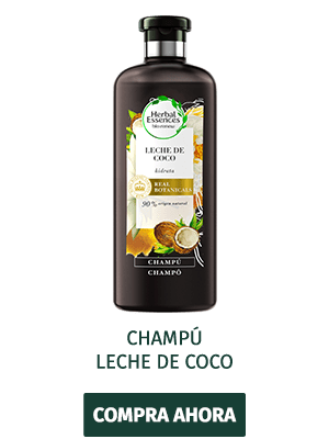 Coconut Milk Shampoo