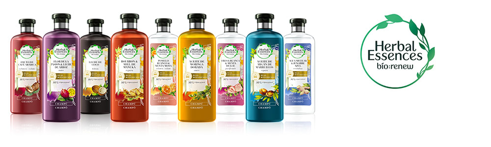 Herbal Essences Coleccion Champú