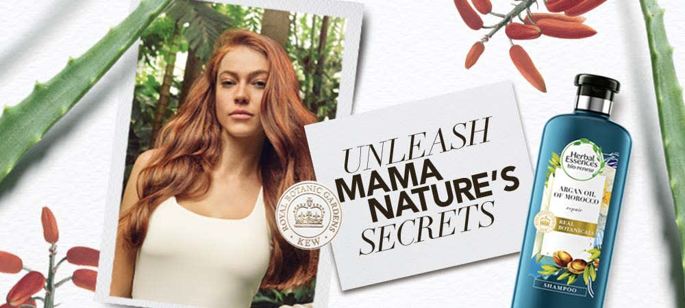 Unleash mama natures secrets
