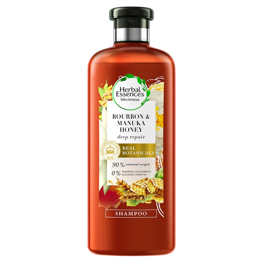 Bourbon Manuka Honey Shampoo