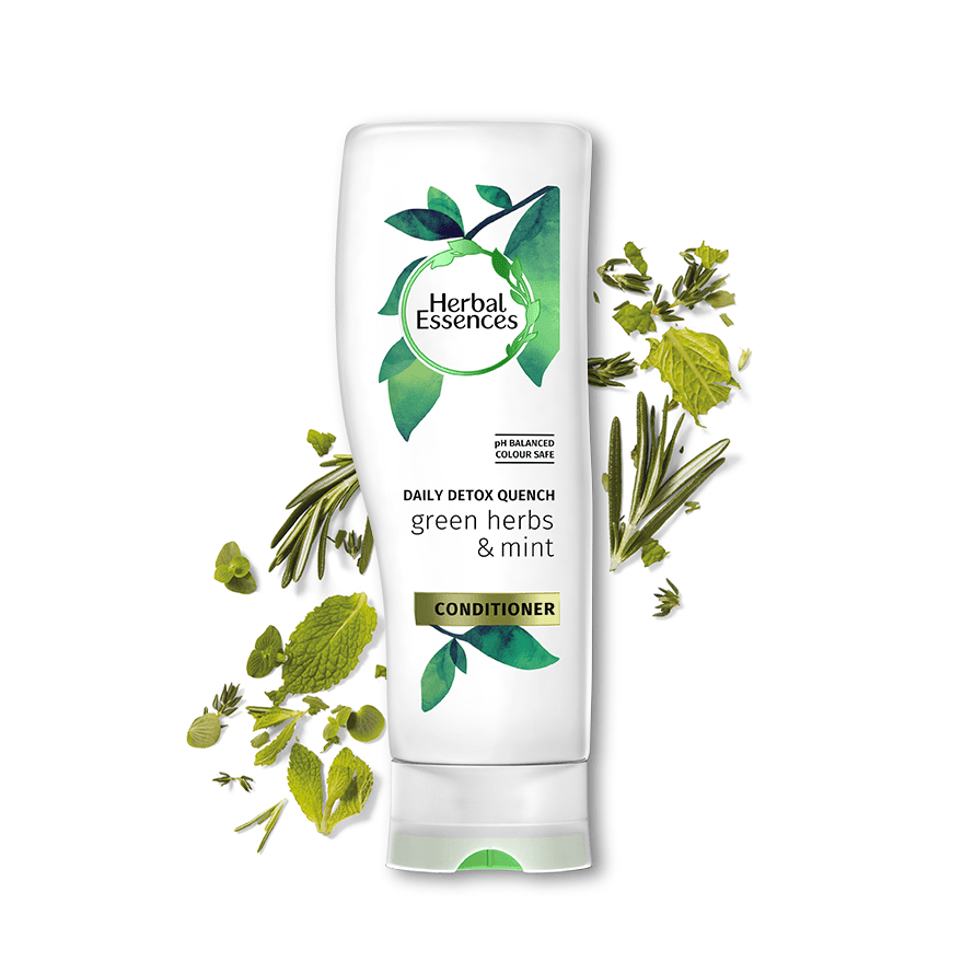 Herbal Essences Daily Detox Quench Conditioner