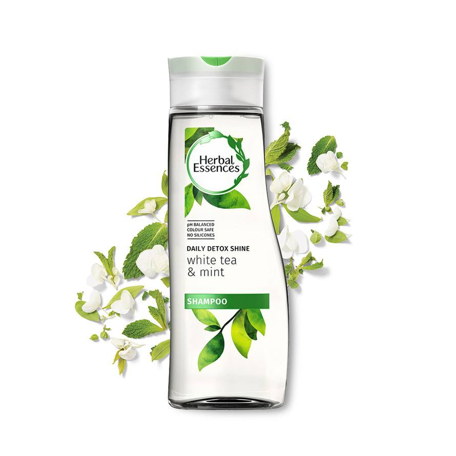 Herbal Essences Daily Detox Shine Shampoo