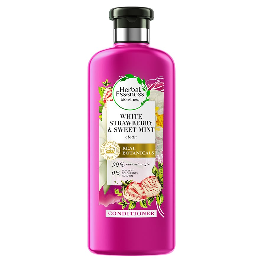 White Strawberry Sweet Mint Conditioner