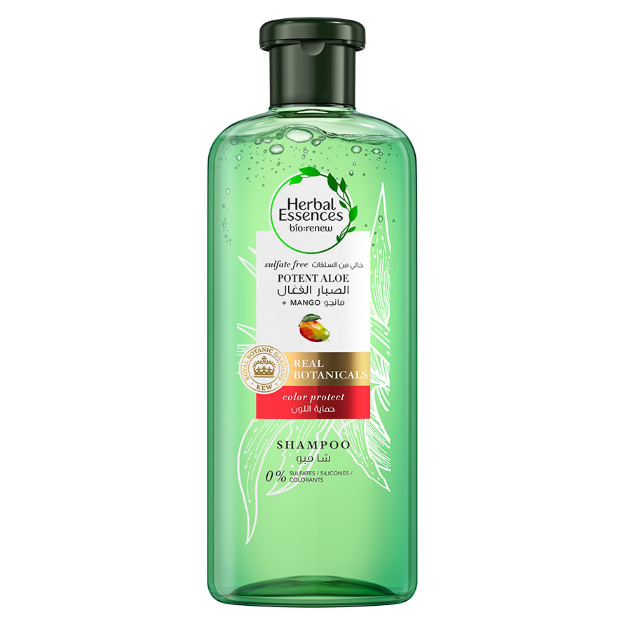 Aloe and Mango Shampoo