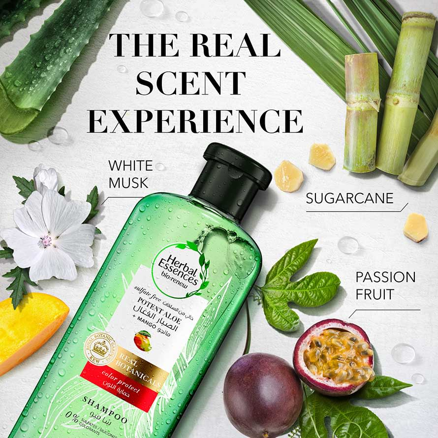 The Real Scent Experience
