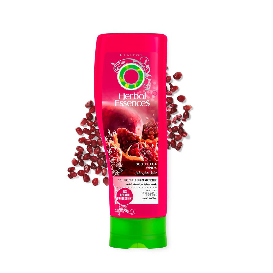 Herbal Essences Pomegranate Beautiful Ends Conditioner