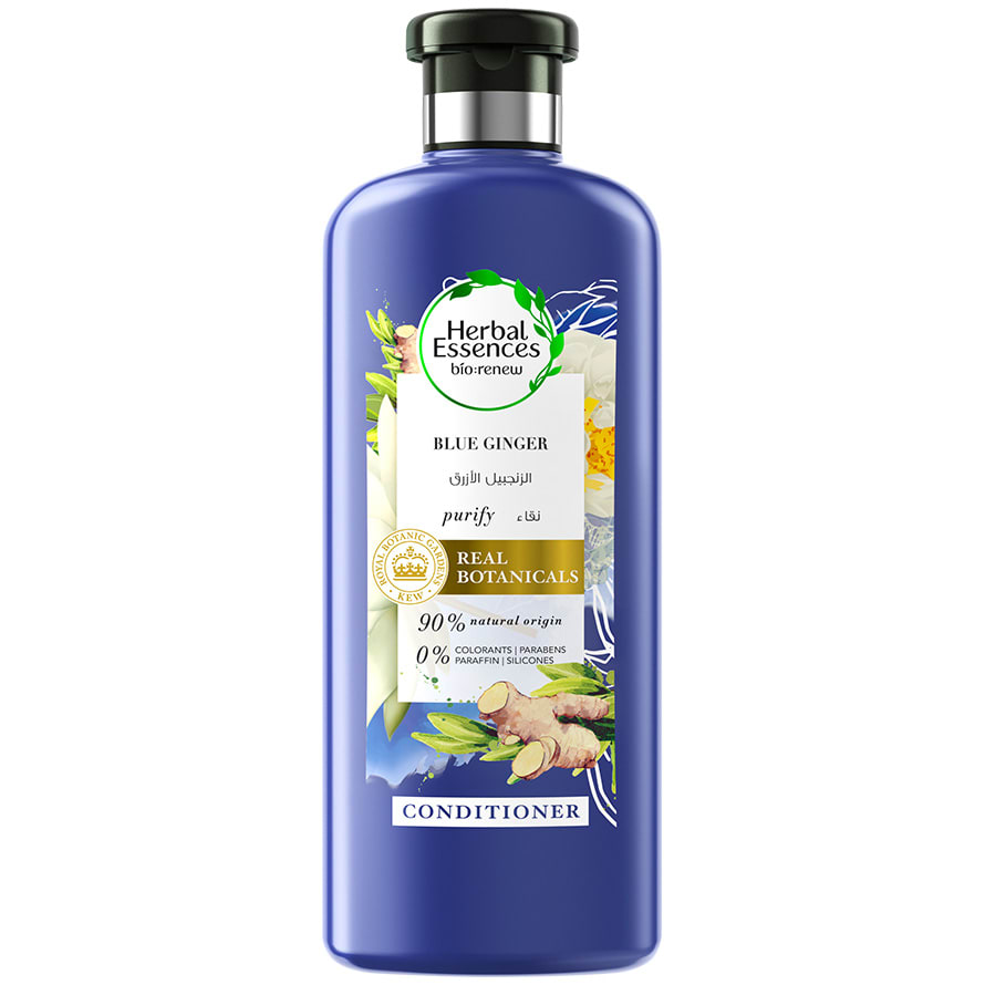 Blue Ginger and Micellar Water Conditioner