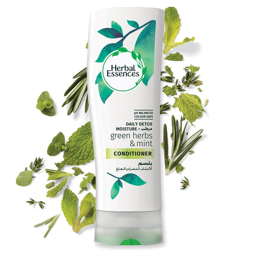 Herbal Essences Daily Detox Moisture Conditioner