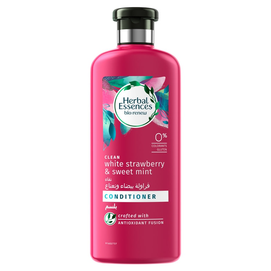 White Strawberry and Sweet Mint Conditioner