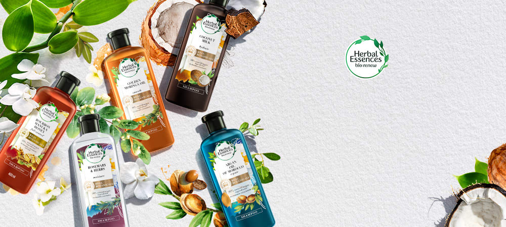 Herbal Essences 0% PARABENOS COLORANTES