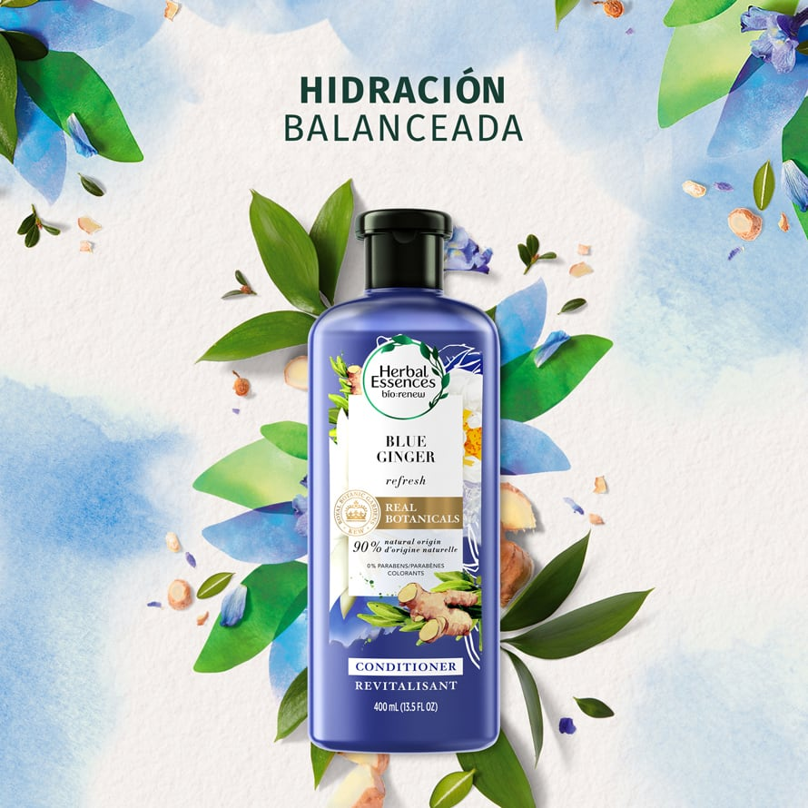 Blue Ginger Conditioner Hidracion Balanceada