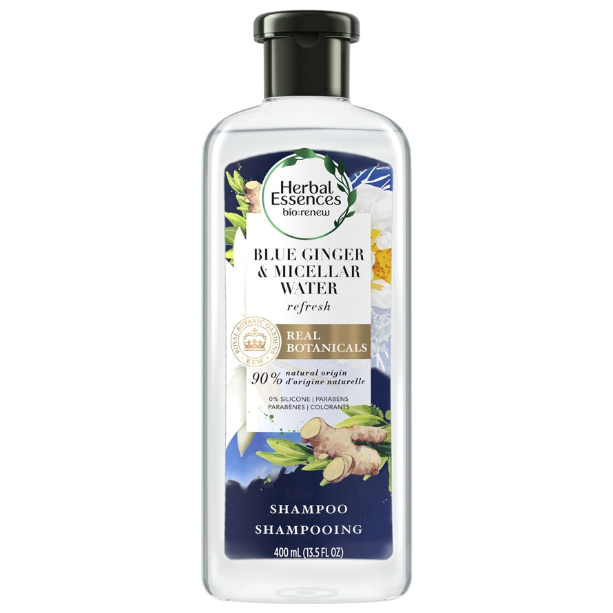 Essences Blue Ginger & Micellar Water Shampoo