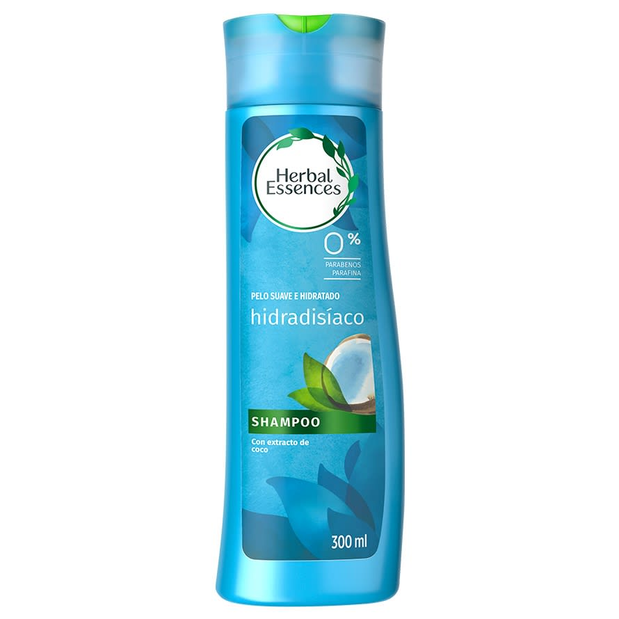 Herbal Essences Shampoo Hidradisíaco