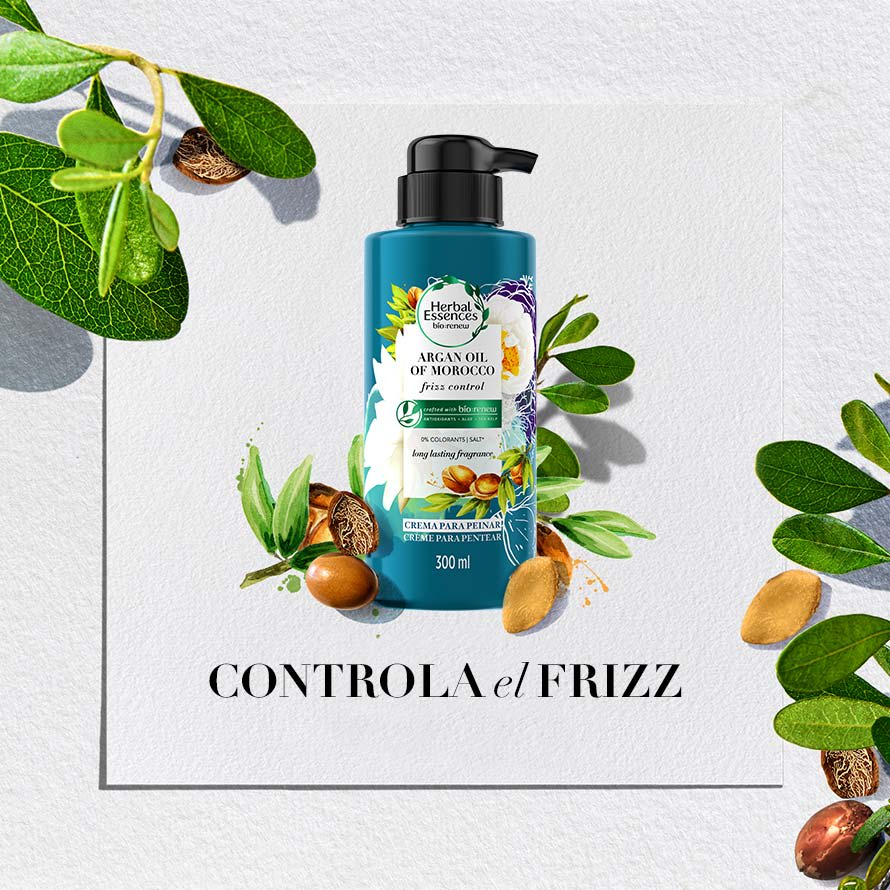 Argan Oil Of Morocco Crema Para Peinar