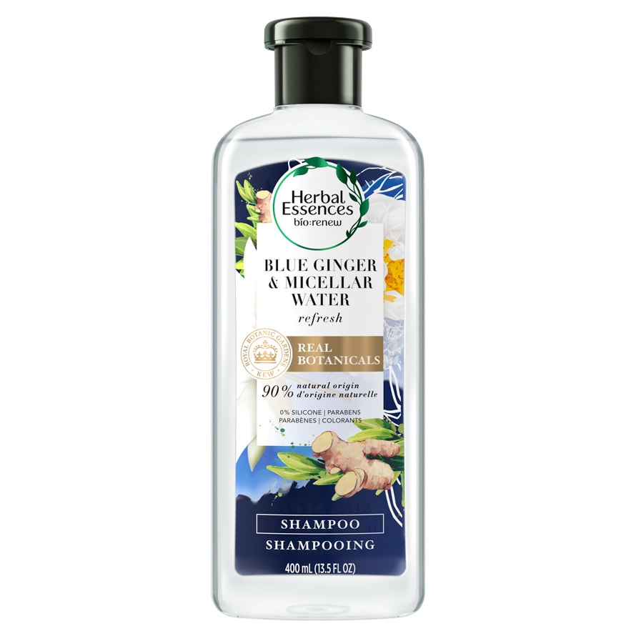 Blue Ginger And Micellar Water Shampoo