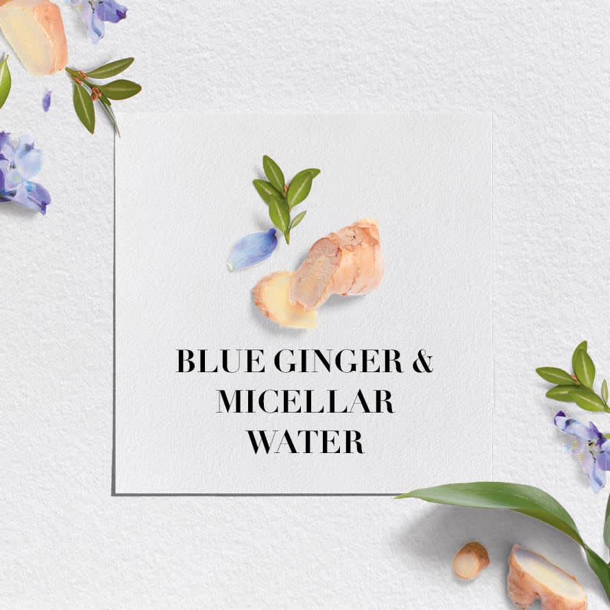 Blue Ginger And Micellar Water
