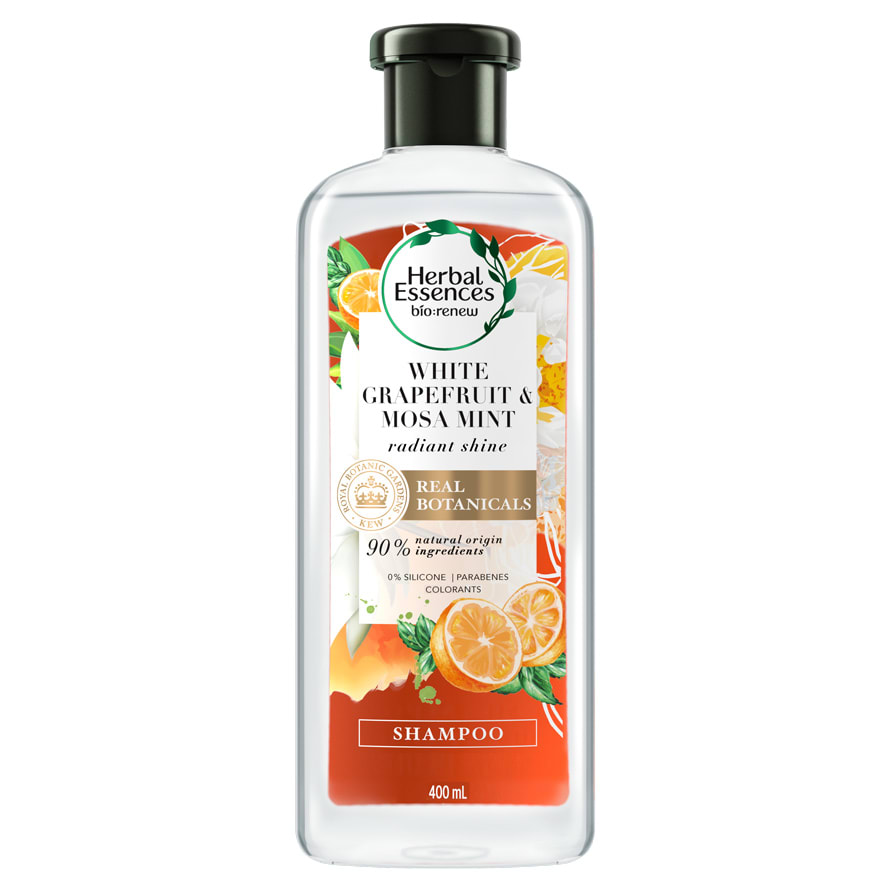 White Grapefruit and Mosa Mint Shampoo