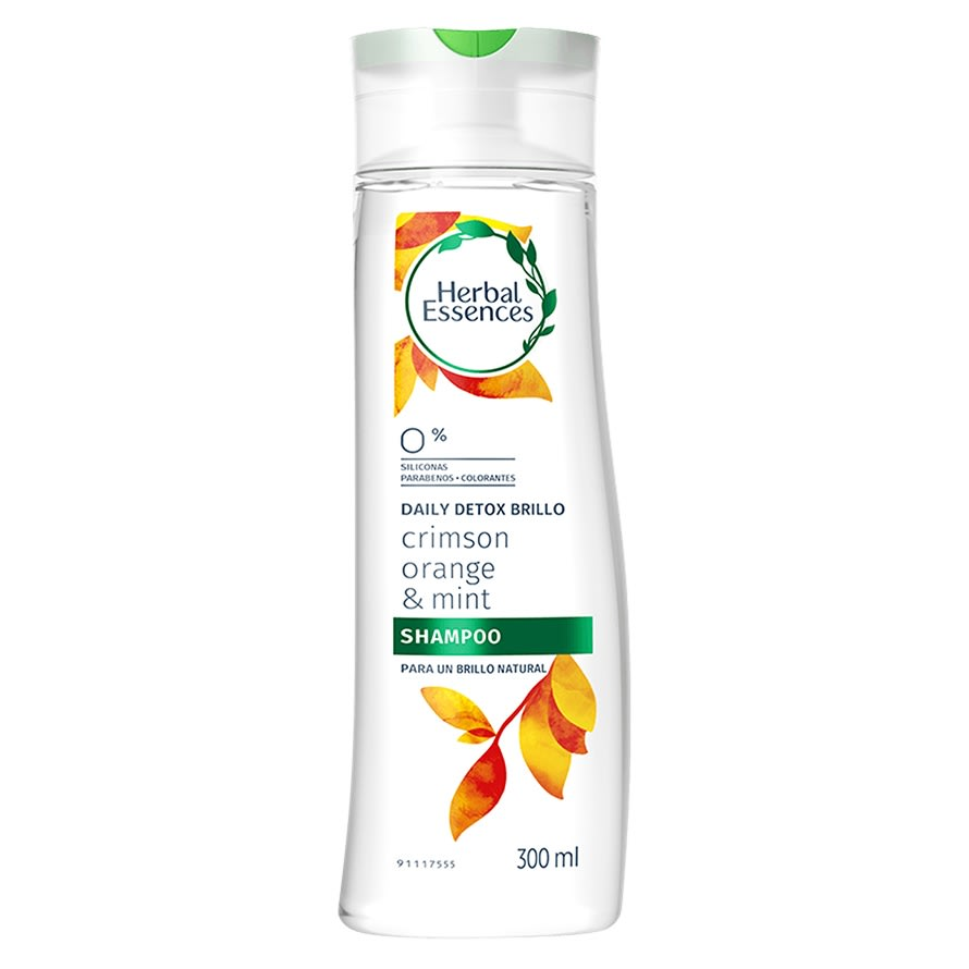 Herbal Essences Daily Detox Brillo Shampoo