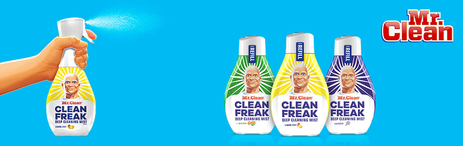 Mr Clean Clean Creak 3x Cleaning Power