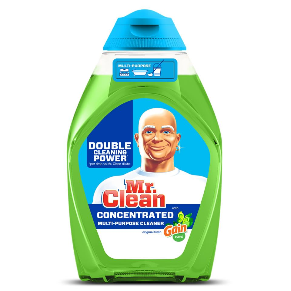 Concentrated Cleaner with Gain Original