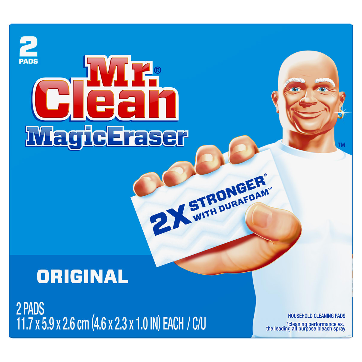 Magic Eraser Original 2ct