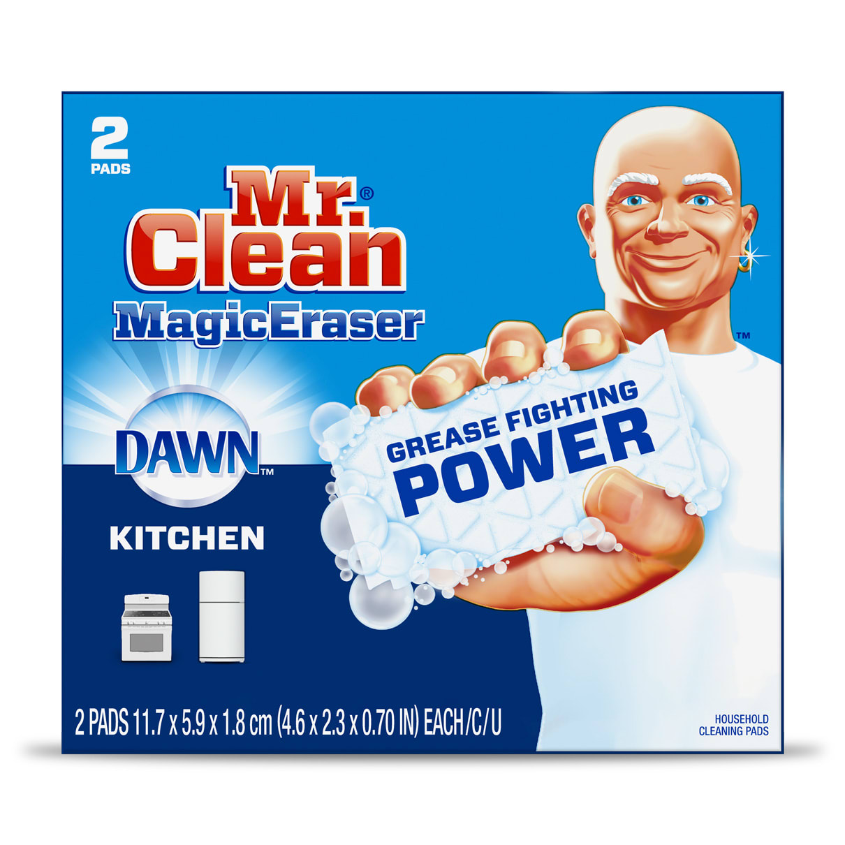 Mr Clean Magic Eraser Kitchen