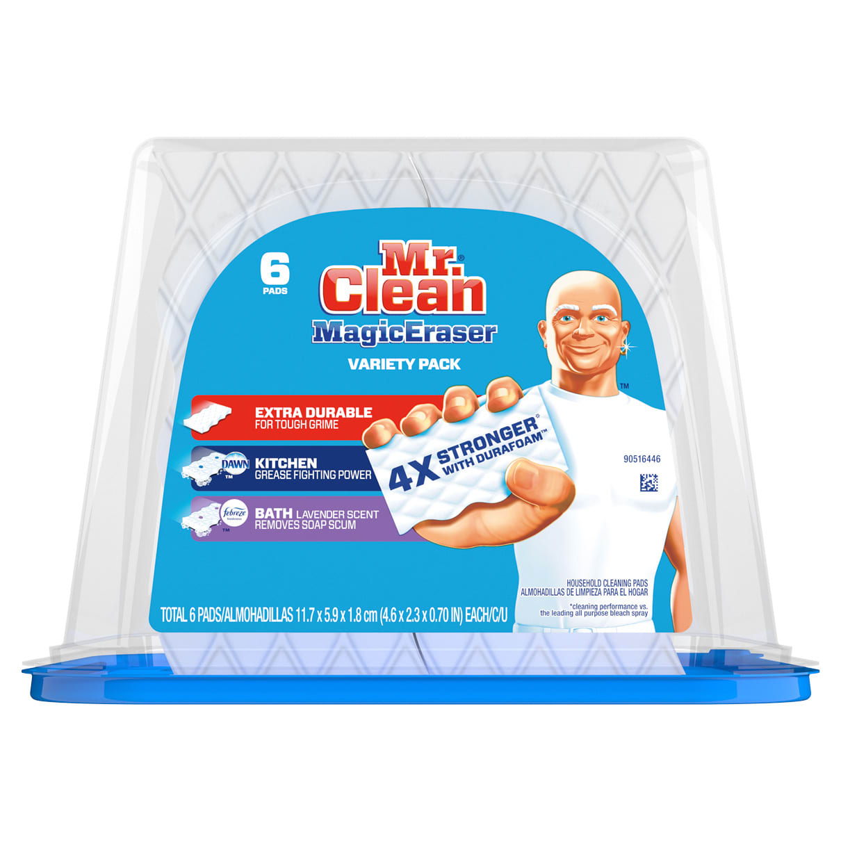 Mr Clean Magic Eraser Variety Pack
