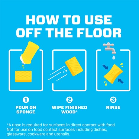 How to use off the floor
